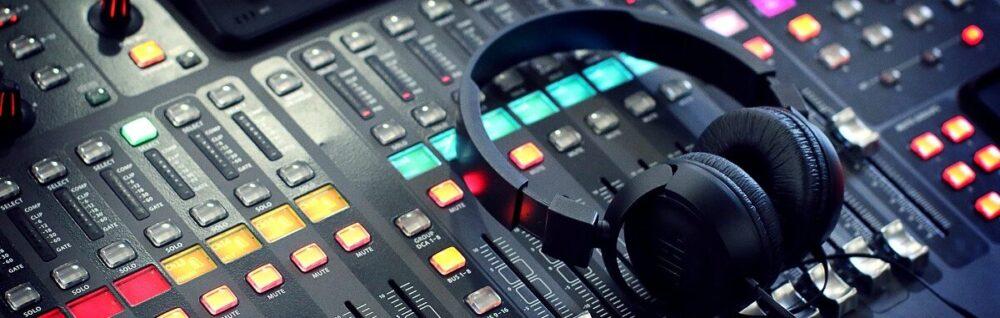 Сведение музыки и мастеринг