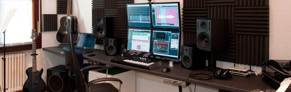 Записать трек на студии