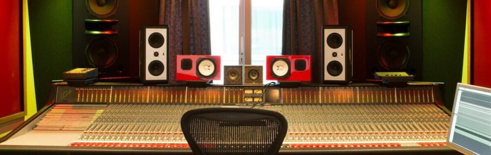 Сертификат студии звукозаписи